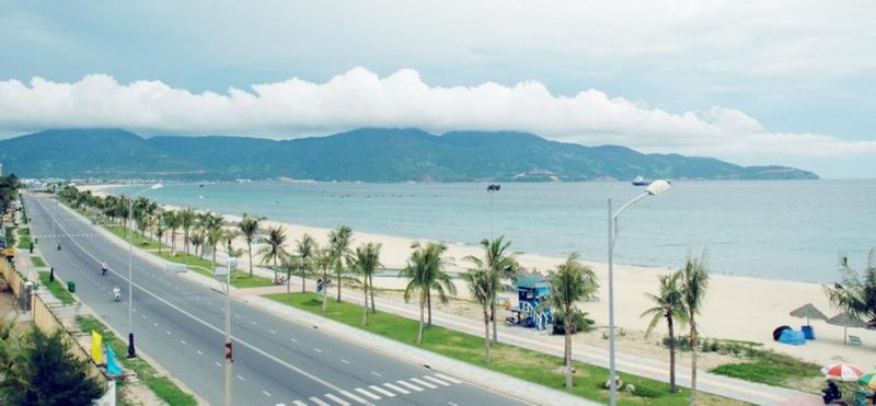 Đà Nẵng được đánh giá là một trong những thành phố sạch nhất thế giới khi hàm lượng Cacbon trong môi trường rất thấp