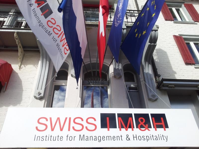 Học viện Swiss IM&H là một trong những học viện danh giá đáng để theo học