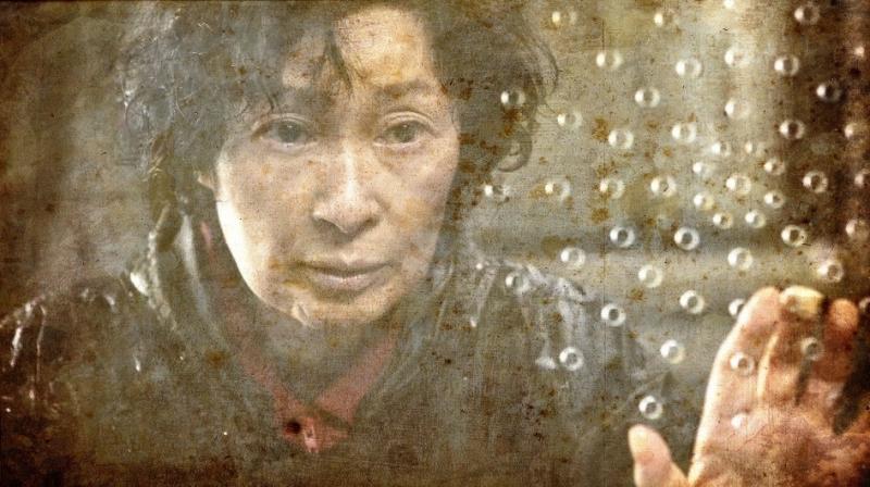 Hình ảnh đáng thương của người mẹ trong phim