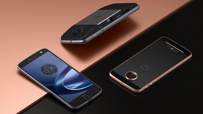 Moto Z xếp hạng 6 trong danh sách những chiếc smartphone tốt nhất hiện nay