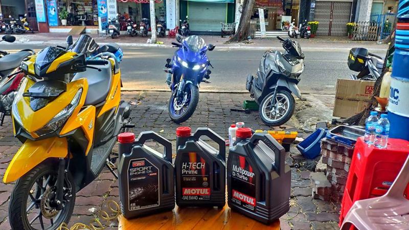 Motocare Vũng Tàu