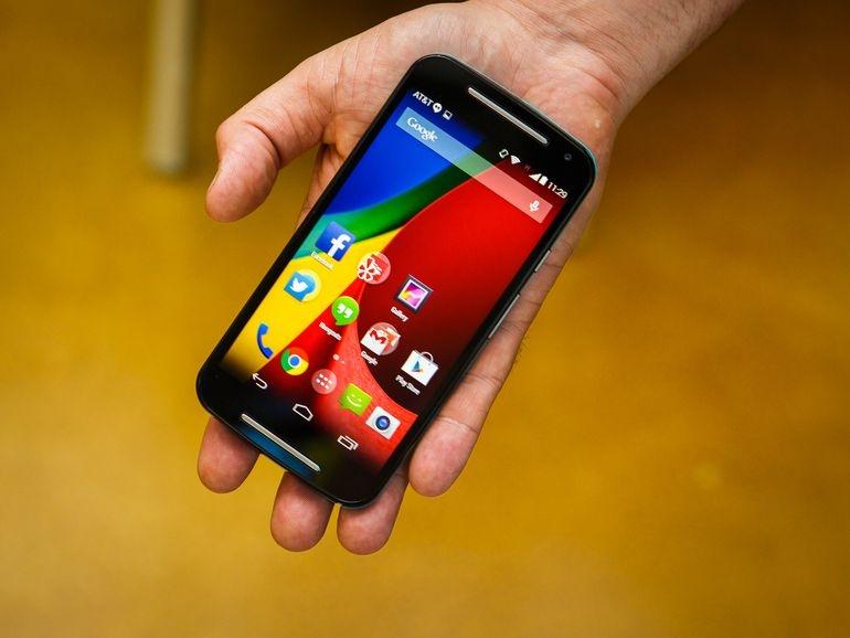 Moto G khởi đầu cho cuộc chiến khốc liệt ở phân khúc smartphone giá rẻ