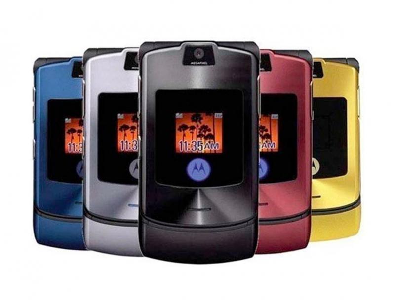 Motorola RAZR V3 vẫn được giới đam mê công nghệ nhắc tới như một tượng đài của dòng điện thoại nắp gập