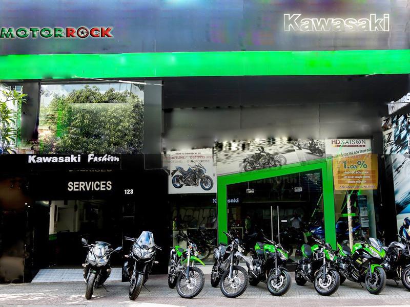 Motorrock Bến Thành