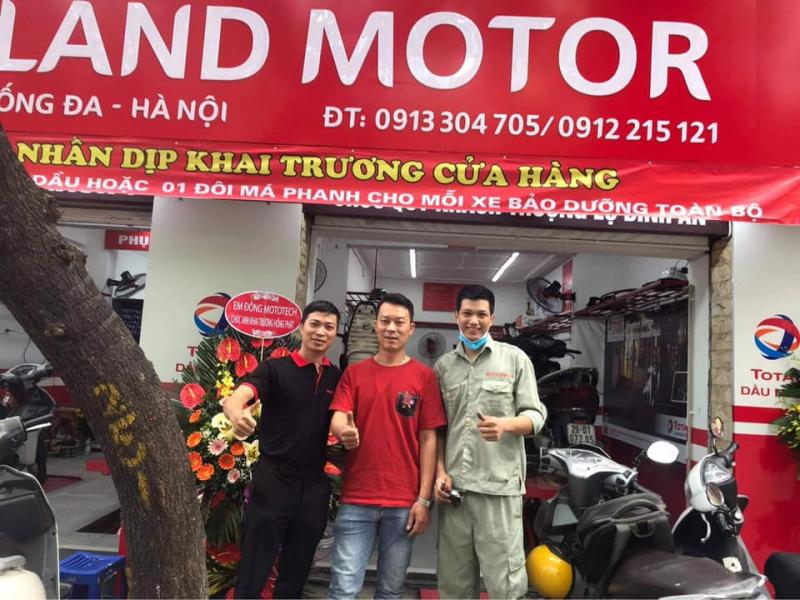 Cửa hàng Moto Tech