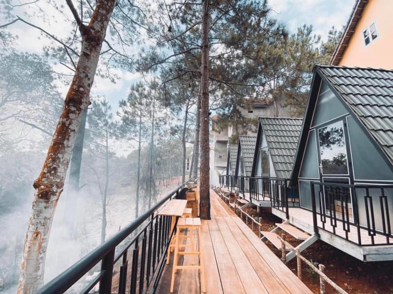 Mountain Lodge - Măng Đen