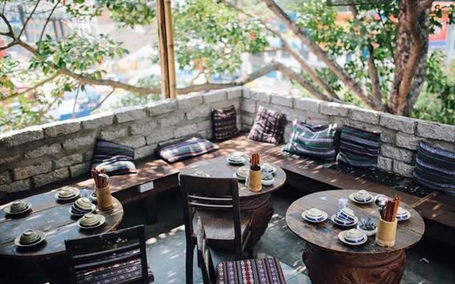 Không gian bình yên, thoải mái ở Mountain Retreat - Vietnamese Cuisine - Lê Lợi