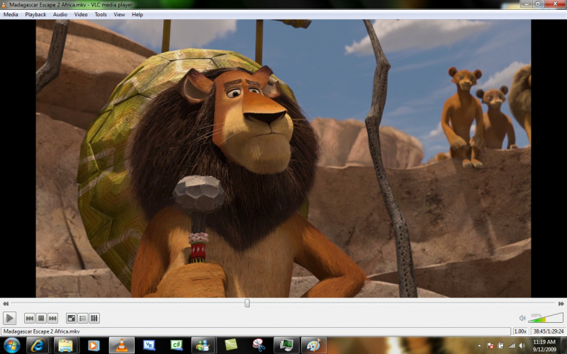 VLC Media Player - trình chơi nhạc, xem phim phổ biến
