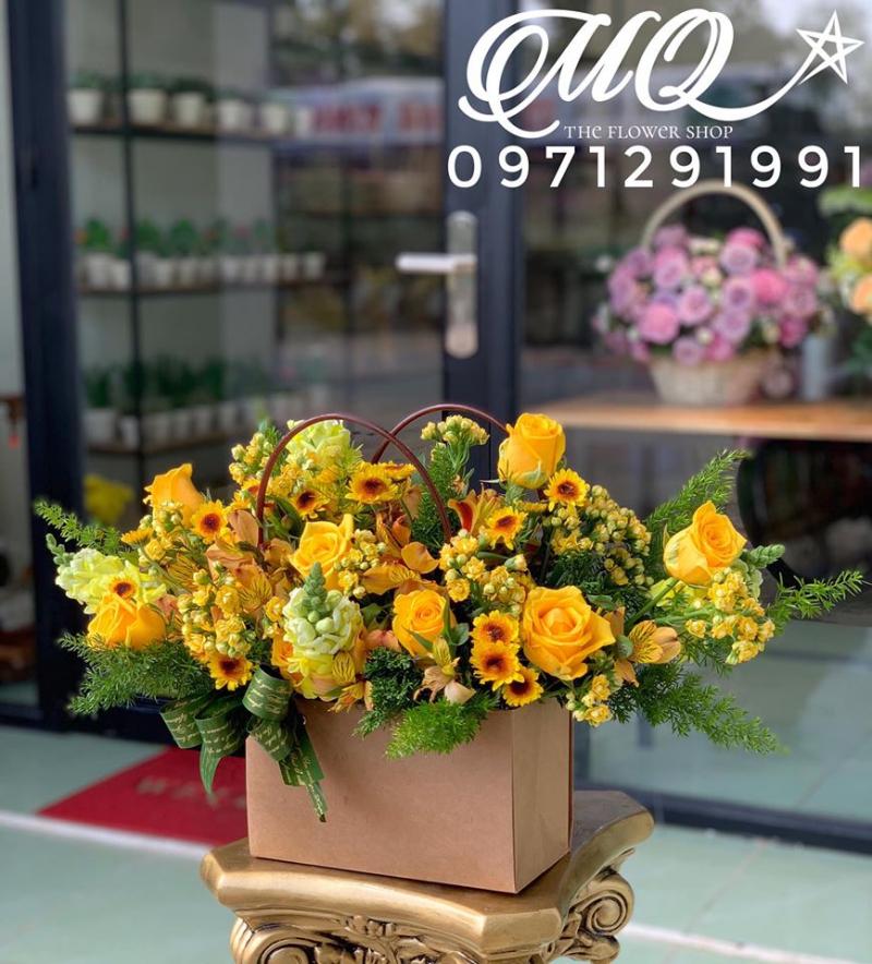 Top 4 shop hoa tươi đẹp nhất quận 2, TP. HCM
