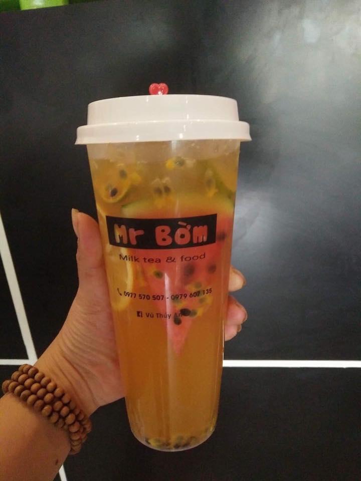 Mr. Bờm - Milk tea & food