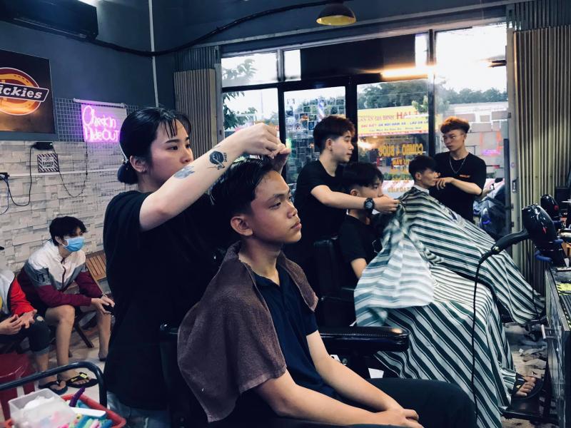 Mr. BỤI barber shop