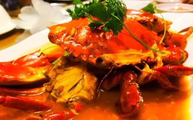 Hấp dẫn với món cua của Mr CUA - Seafood Restaurant