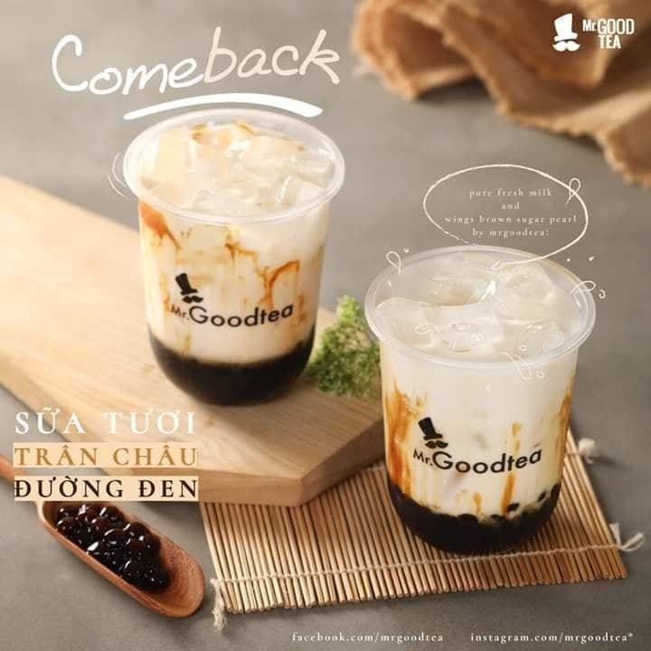 Mr. Good Tea Yên Dũng Bắc Giang