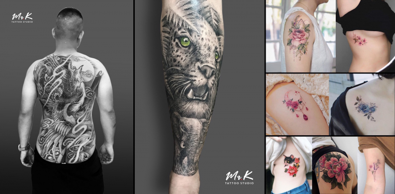 Mr. K Tattoo