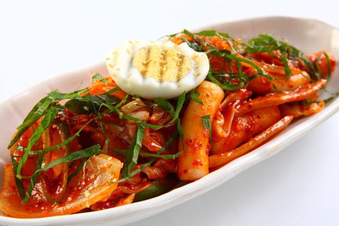 Món ăn truyền thống xứ Hàn