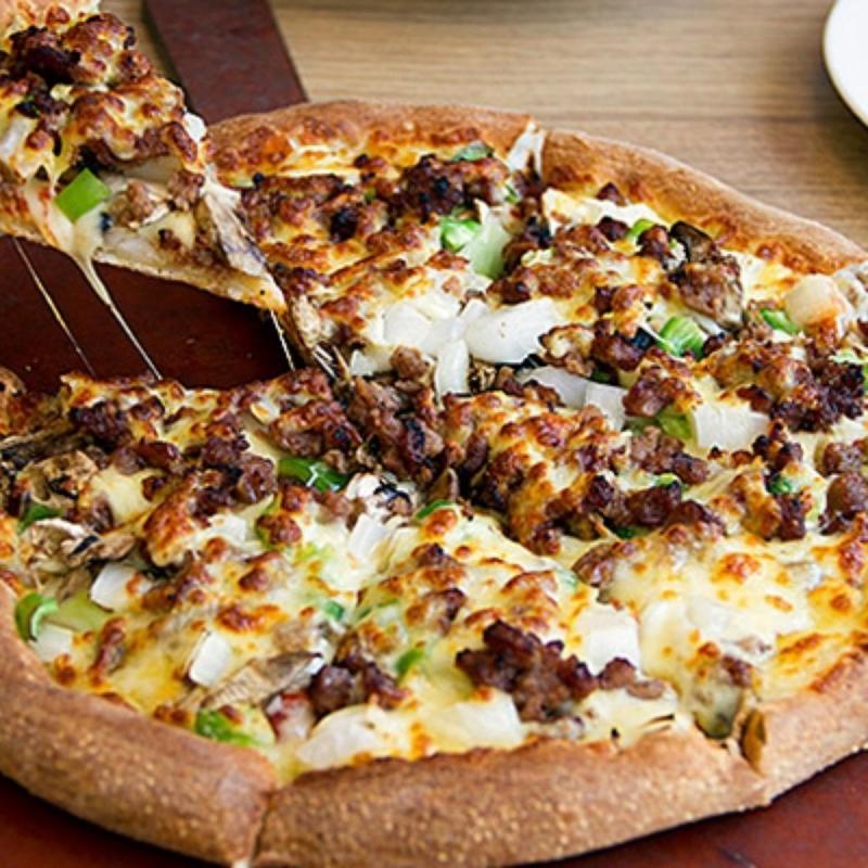 Pizza tại Mr Pizza Đà Nẵng