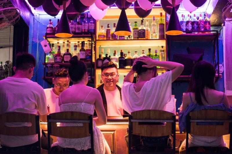 Mr Splash Cocktail Bar