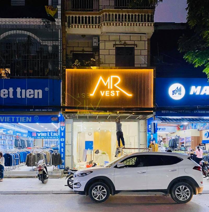 MR VEST - Thời Trang Nam Thiết Kế