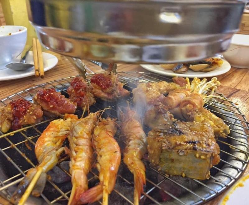 Mr.BBQ - Buffet Nướng & Lẩu