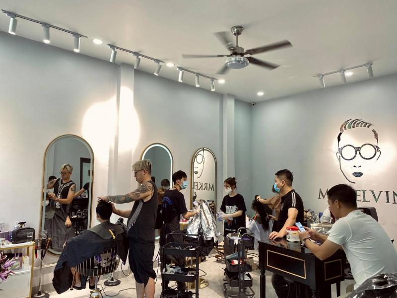 Mrkelvin ART of HAIR