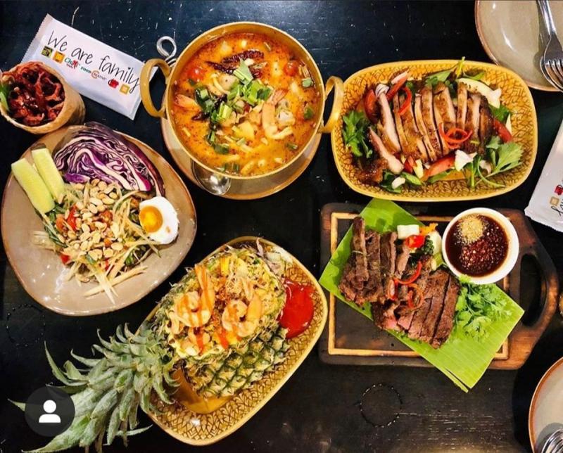 Mr.Pad Thái - Chợ Hồ Thị Kỷ