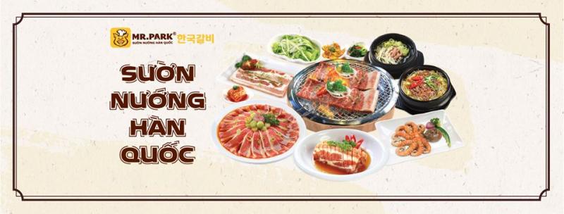 Nhà hàng Mr.Park