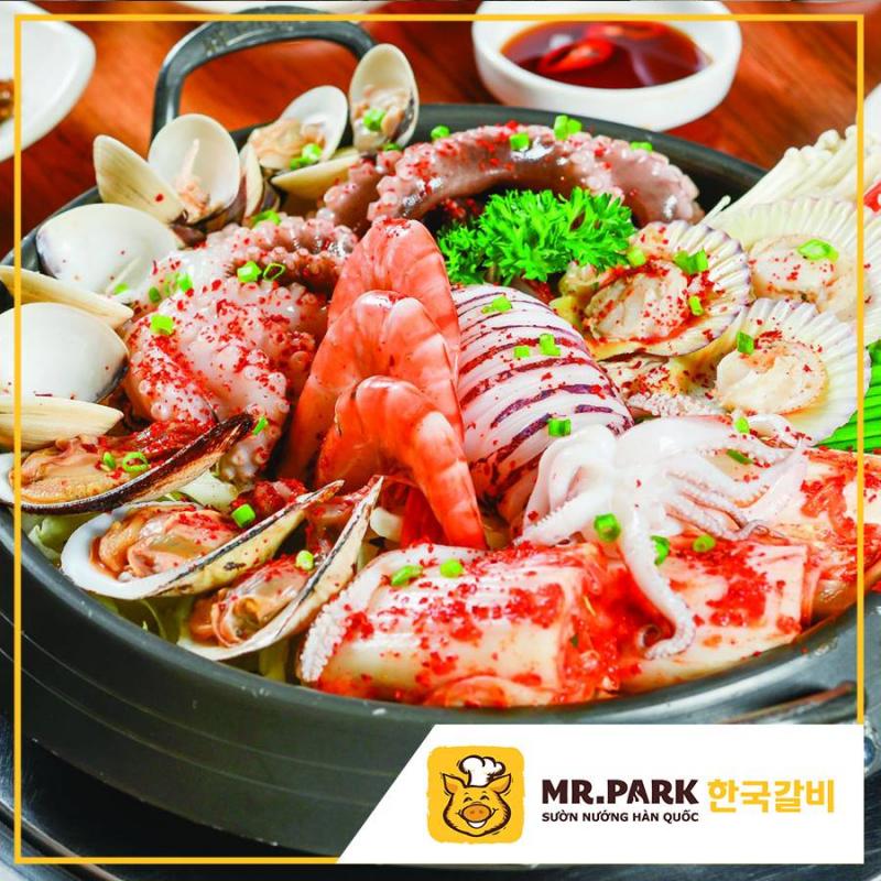 Mr.Park – Sườn Nướng Hàn Quốc - Lê Quý Đôn