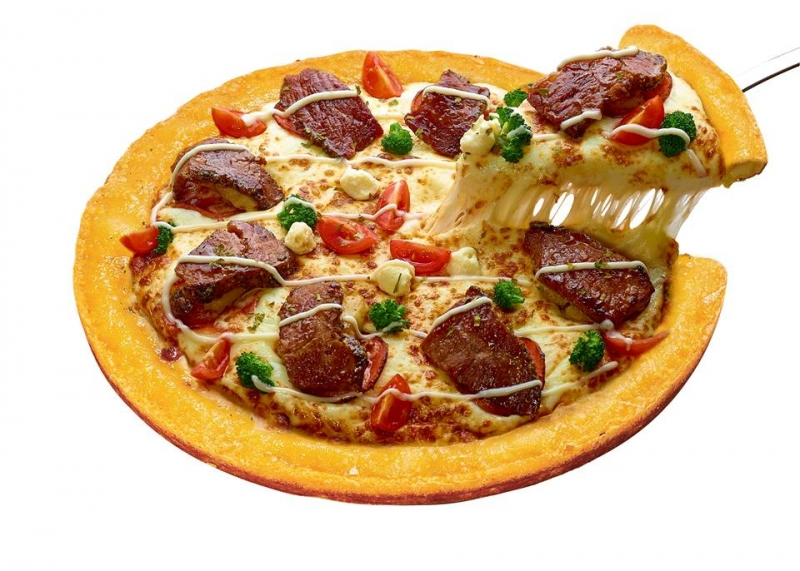Mr.Pizza - Korea No.1 Pizza Brand