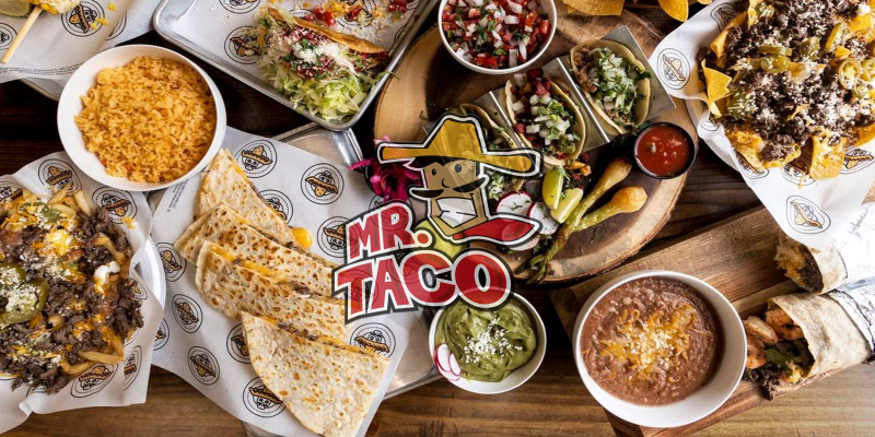 Mr.Taco - Mexican Fastfood