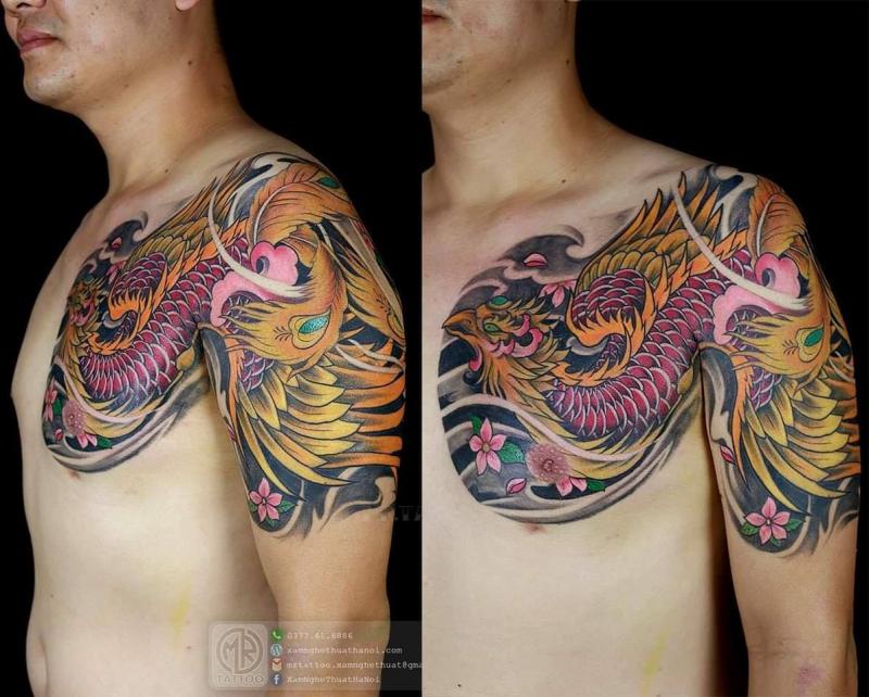 Mr.Tattoo - Xăm Nghệ Thuật Hà Nội