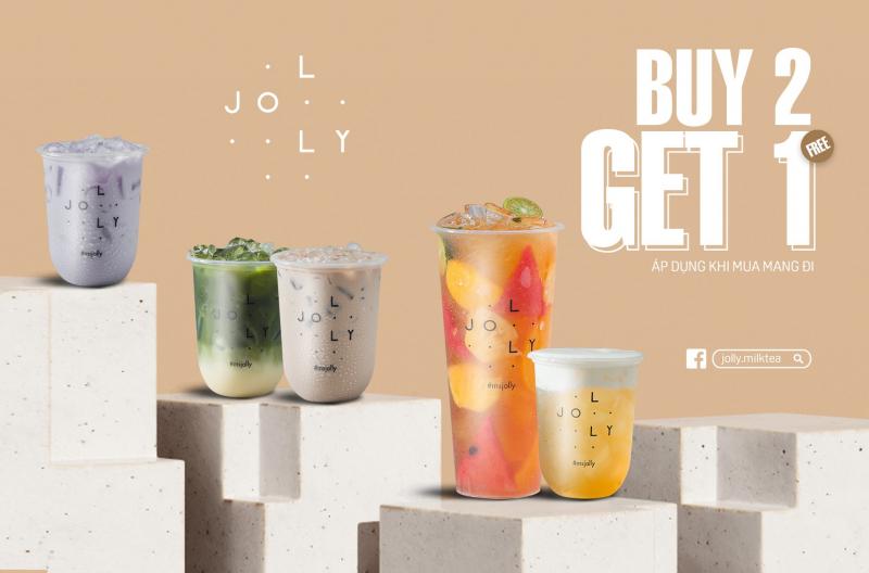 M's Jolly Drinks & Foods