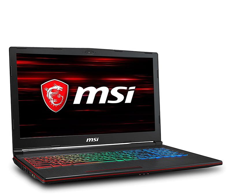 Laptop MSI có công nghệ cao