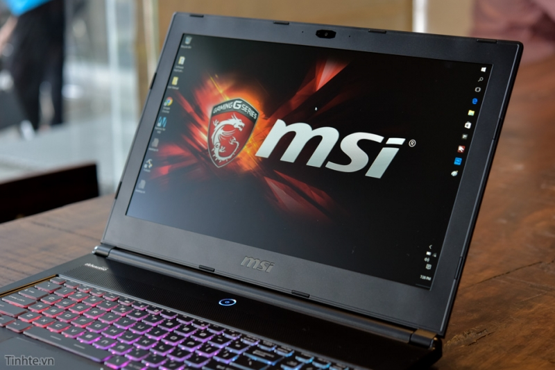 MSI GS60 Ghost Pro: nhỏ gọn, thanh lịch