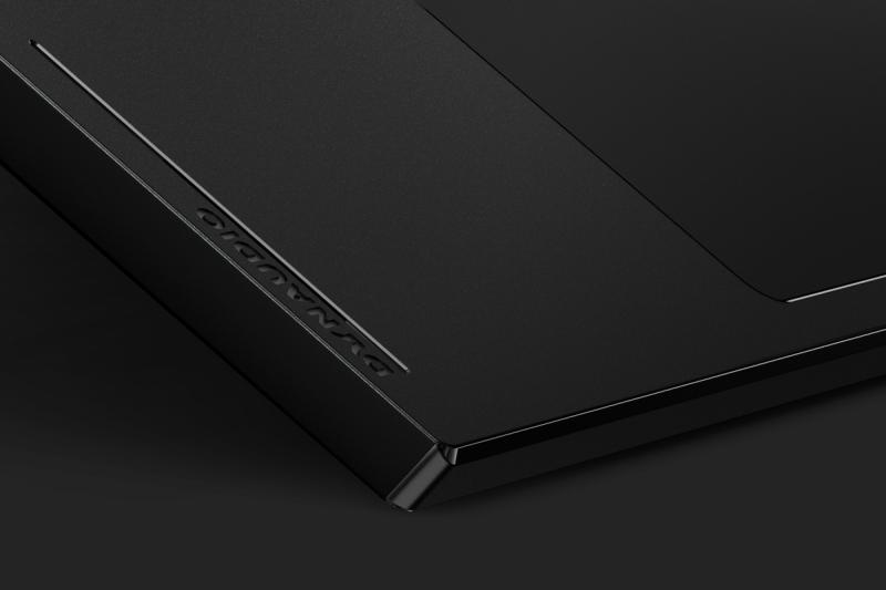 Thiết kế màu đen cực sang trọng của MSI GS66 Stealth
