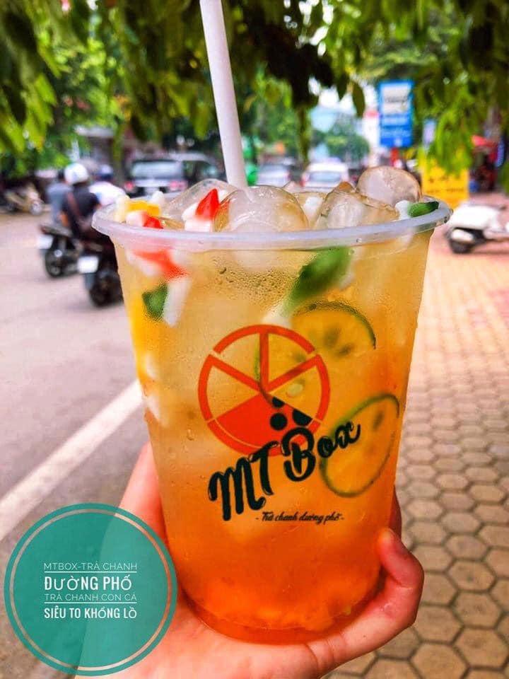 MT Box - Trà Chanh Đường Phố Ninh Bình