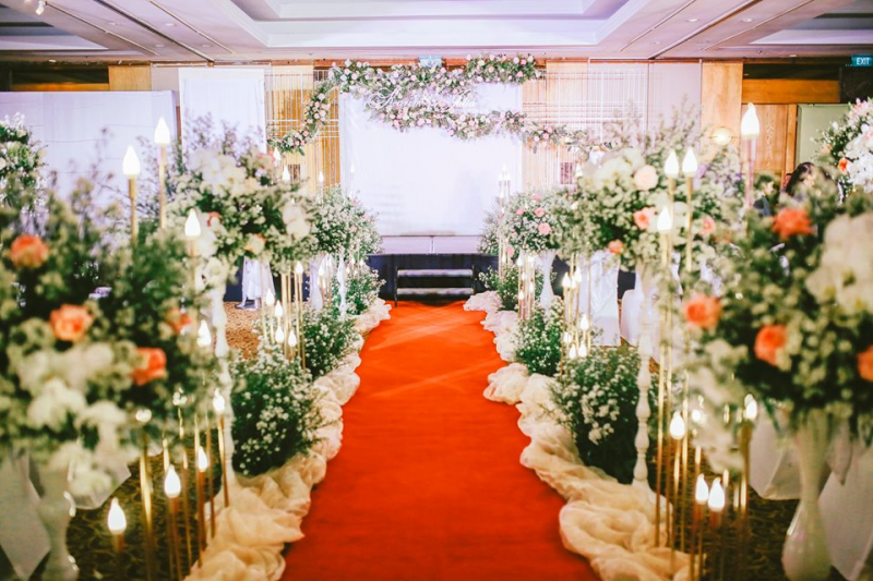 MT Flowers Wedding & Event