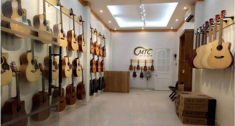 MTC Guitar Shop - Guitar của Người Việt