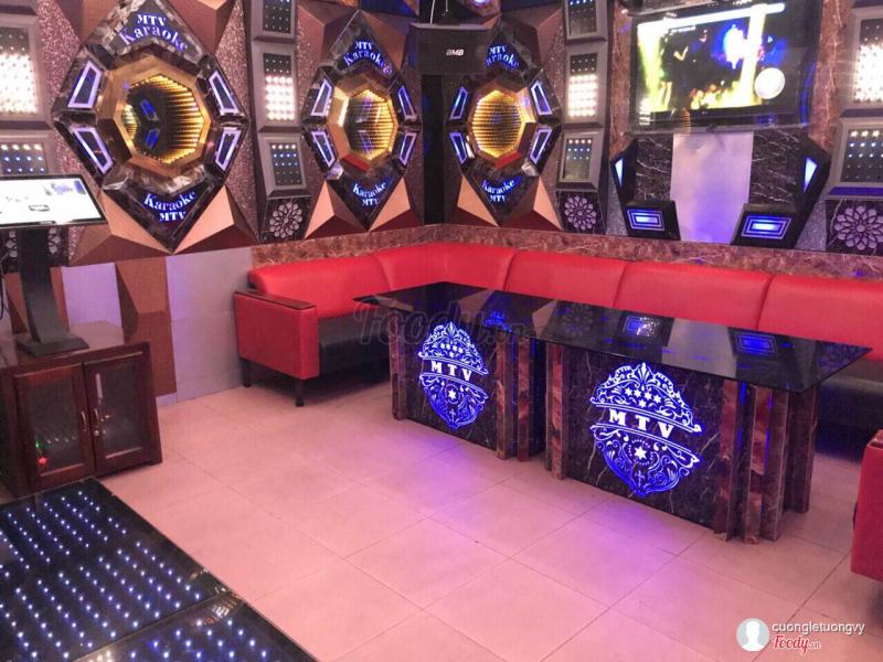 Phòng karaoke của MTV