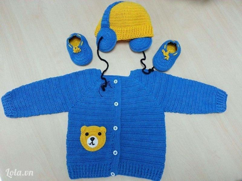 Giữ ấm cơ thể vào mùa đông cho bé