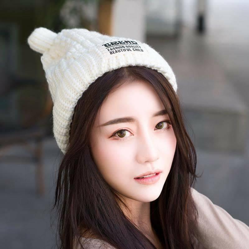 Mũ Len Nữ Hàn Quốc 50K