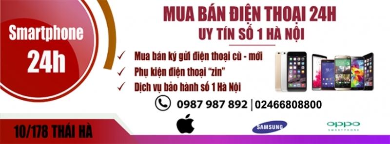 Mua bán điện thoại 24h - nơi trao đổi điện thoại uy tín nhất ở Hà Nội