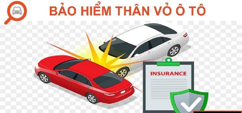 Bạn nên mua bảo hiểm thân vỏ ô tô