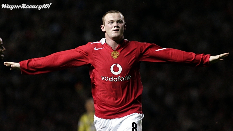 Màn ra mắt hoàn hảo của Rooney trong màu áo mới