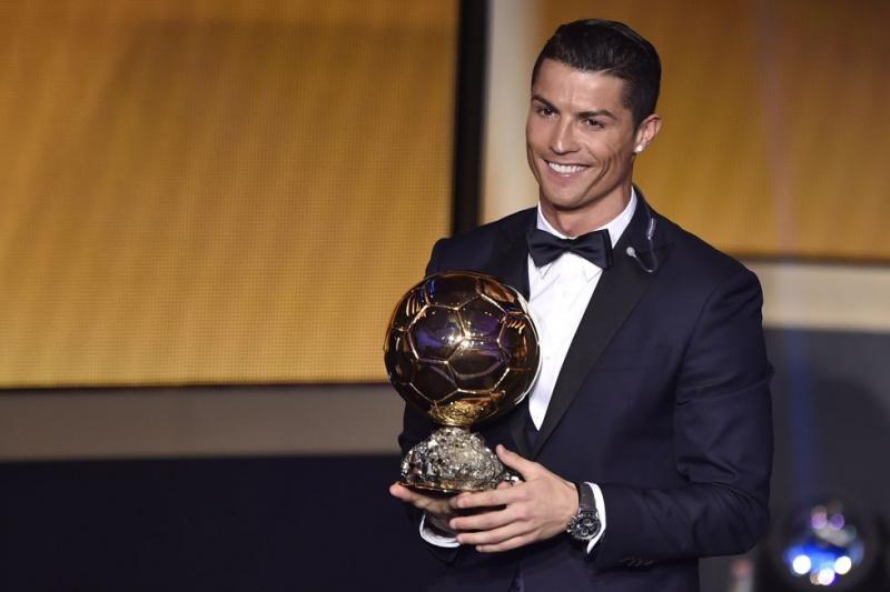 Ronaldo đánh bại Messi để giành danh hiệu Quả bóng vàng 2014