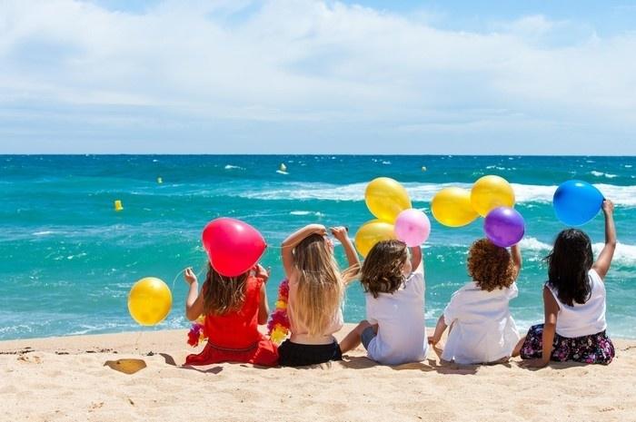 Mùa hè - mùa của niềm vui