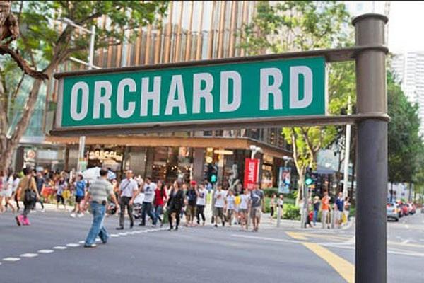 Nếu như bạn muốn mua hàng cao cấp thì nên đến Orchard Road