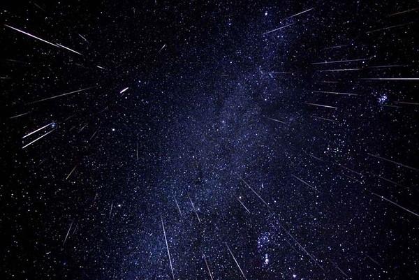 Mưa sao băng Perseids