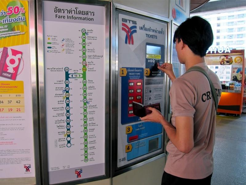 Khi mua vé thì bạn nên hỏi thử xem có vé tháng, vé lưu hành cả thành phố hay có ưu đãi gì không nhé! (Nguồn: Sưu tầm)