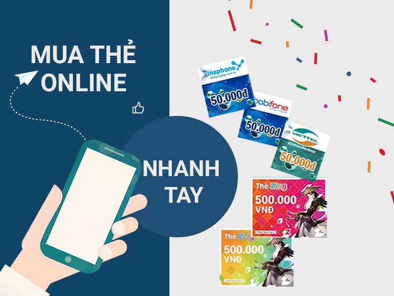 Muathe123 đang duy trì vị trí số một trong mảng giao dịch thẻ cào trực tuyến tại Việt Nam.