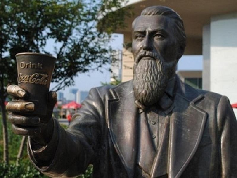Người tạo ra Coca-Cola
